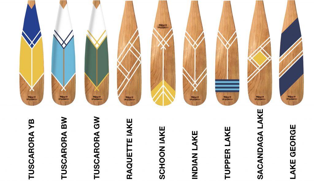2019 paddle designs