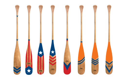 Eight Paddles