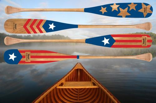 Patriotic paddles